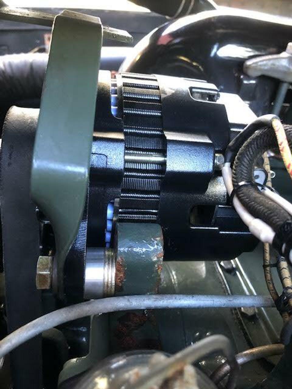 1937-1948 Cadillac & LaSalle Flathead V8 12 Volt Conversion Kit  with starter - CAD3948SK