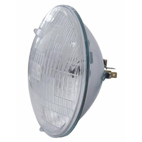 "7""  Halogen Sealed Beam Headlamp, High and Low Beam - 30356"