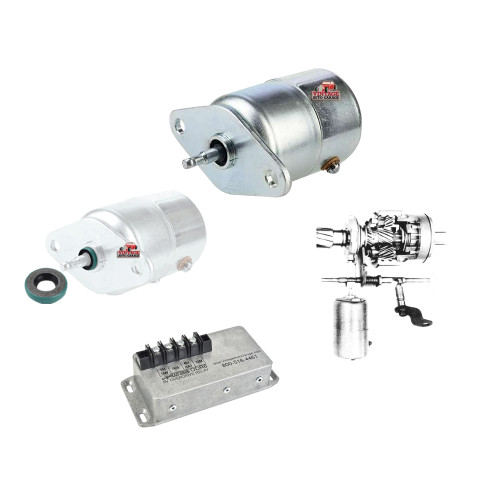 Borg Warner R10-R11 Overdrive 12 volt Upgrade Kit - ODKIT12