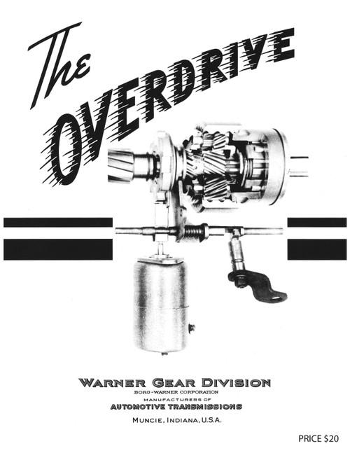 Borg Warner R10 R11 Overdrive Service Manual-BWM001