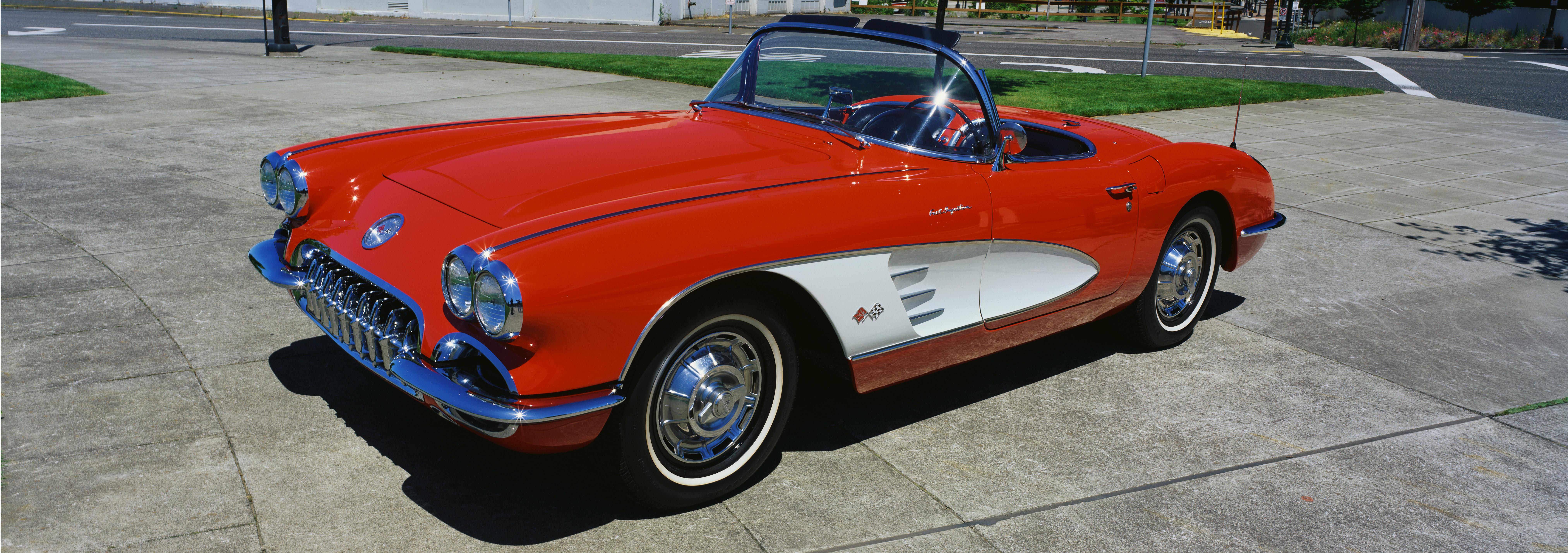 Chevy Corvette: America's First Sports Car
