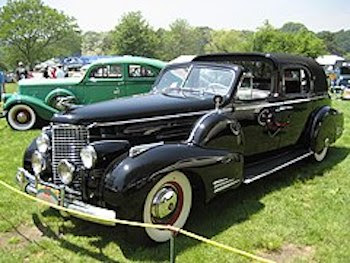 1937 to 1948 Cadillac and LaSalle