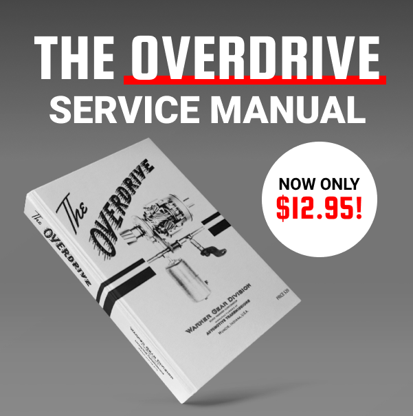 The Overdrive Service Manual