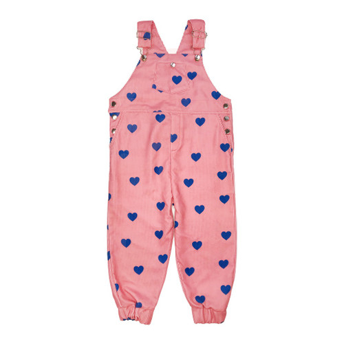 Overalls - Hearts