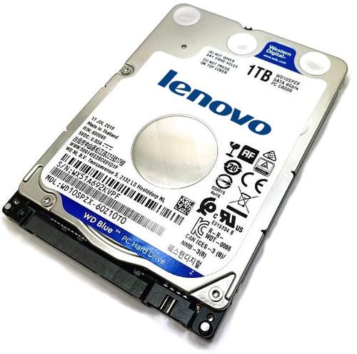 Lenovo U Series U550-UI Laptop Hard Drive Replacement