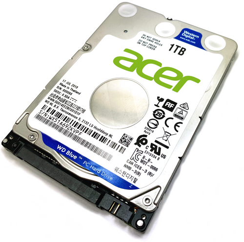 Acer Aspire 1362LCi (Black) Laptop Hard Drive Replacement