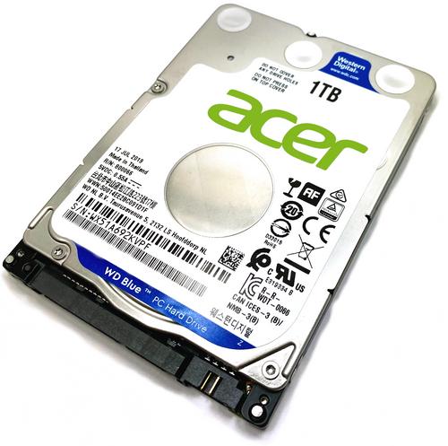 Acer Aspire E17 E5-752G-F3CX Laptop Hard Drive Replacement