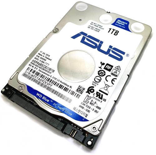 Asus W Series W3J Laptop Hard Drive Replacement