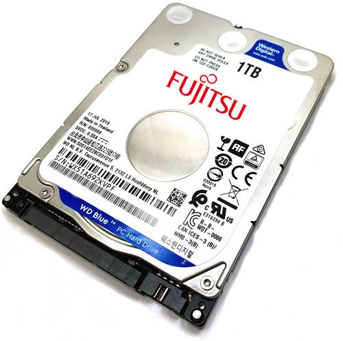 Fujitsu LifeBook A512 (Black) Laptop Hard Drive Replacement