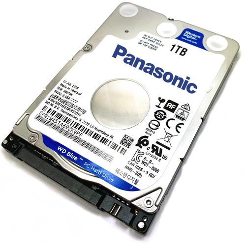 Panasonic CF Series 51 Laptop Hard Drive Replacement