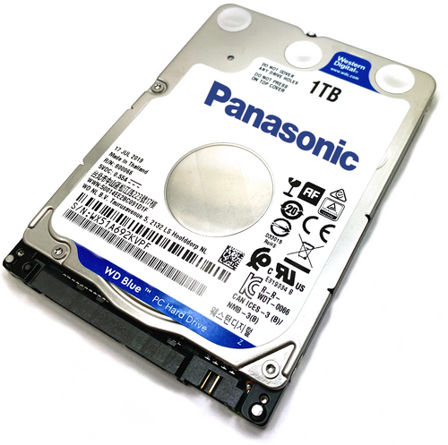 Panasonic CF Series CF-29H3 Laptop Hard Drive Replacement