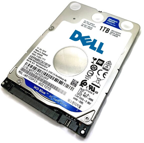 Dell XPS 05256Y Laptop Hard Drive Replacement