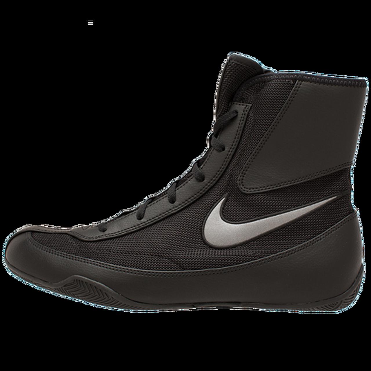imágenes detalladas marca popular nuevos productos para Nike Machomai 2 - Black - Athlete Performance Solutions EU