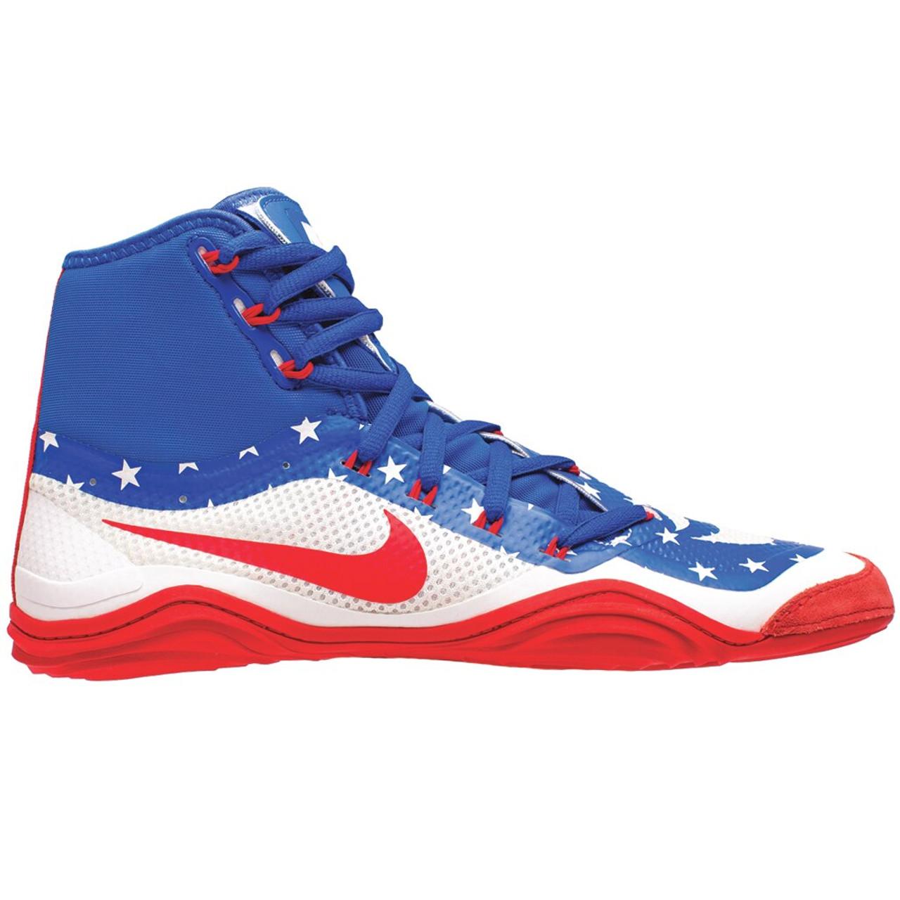 Nike Hypersweep Wrestling Shoe - Game