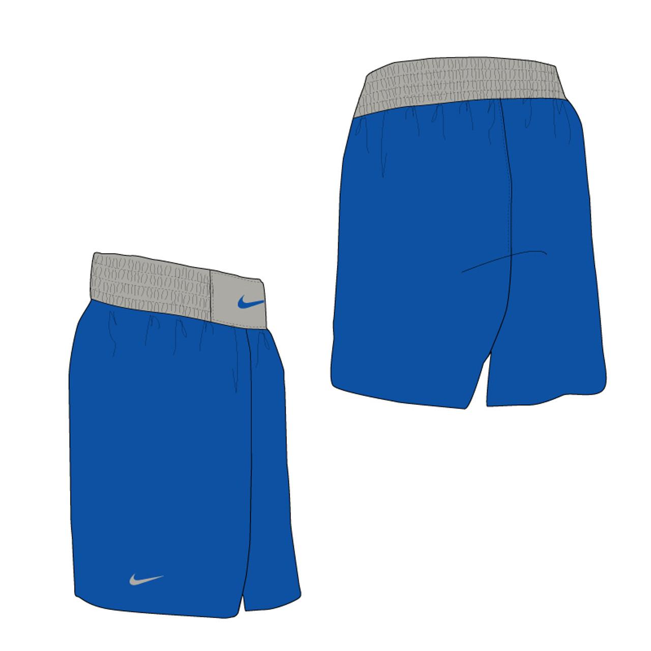 Athlete Nike Royal Performance Boxing Pewter Short Solutions Eu qTrPI8Twx