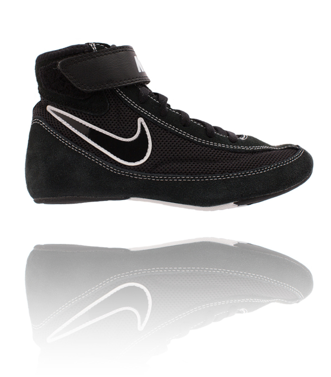 Nike Speedsweep VII - Black / Black / White