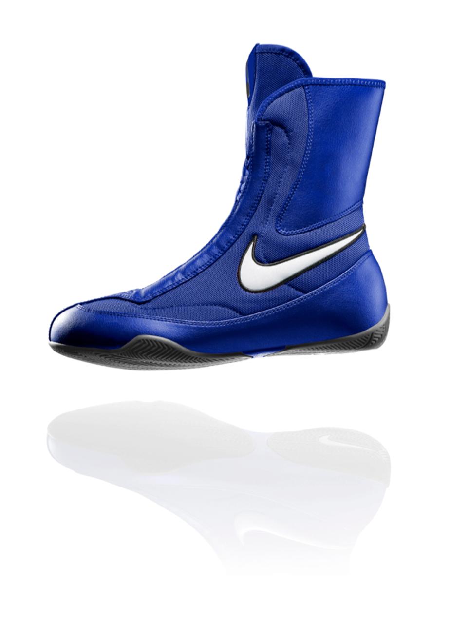 Nike Machomai Mid - Blue