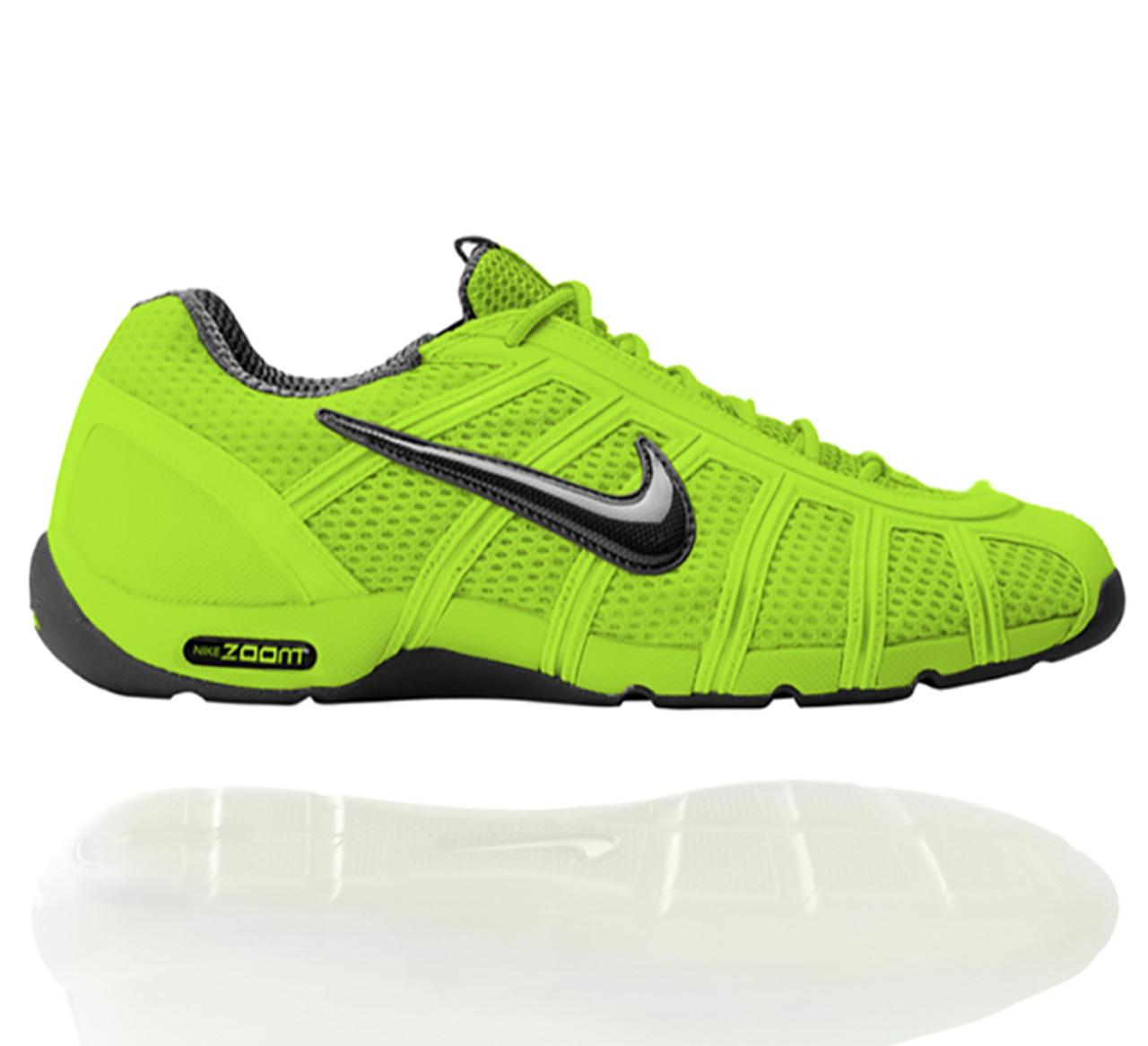 Nike Air Zoom Fencer Volt Sequoia
