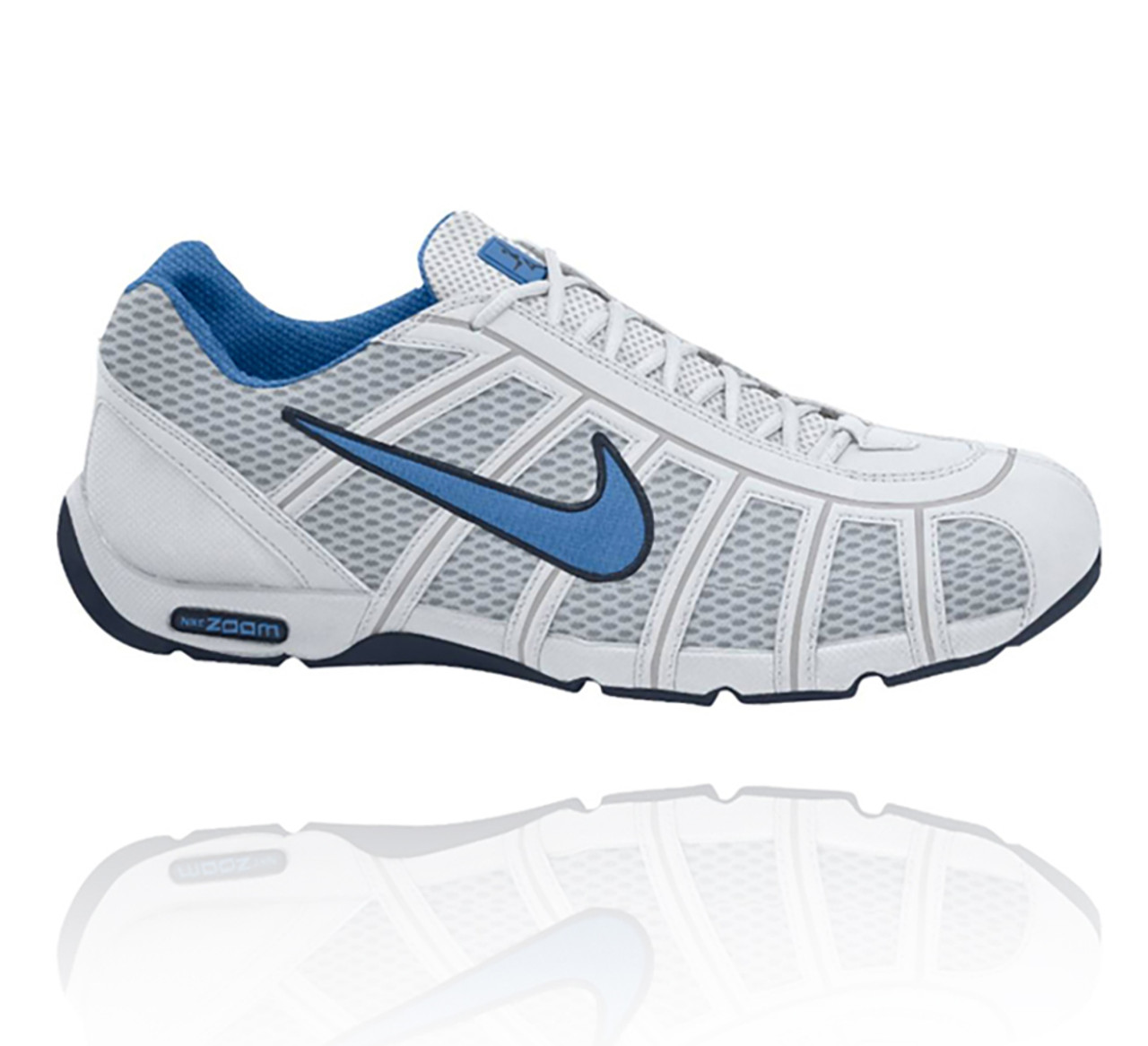 Nike Air Zoom Fencer White Light Blue