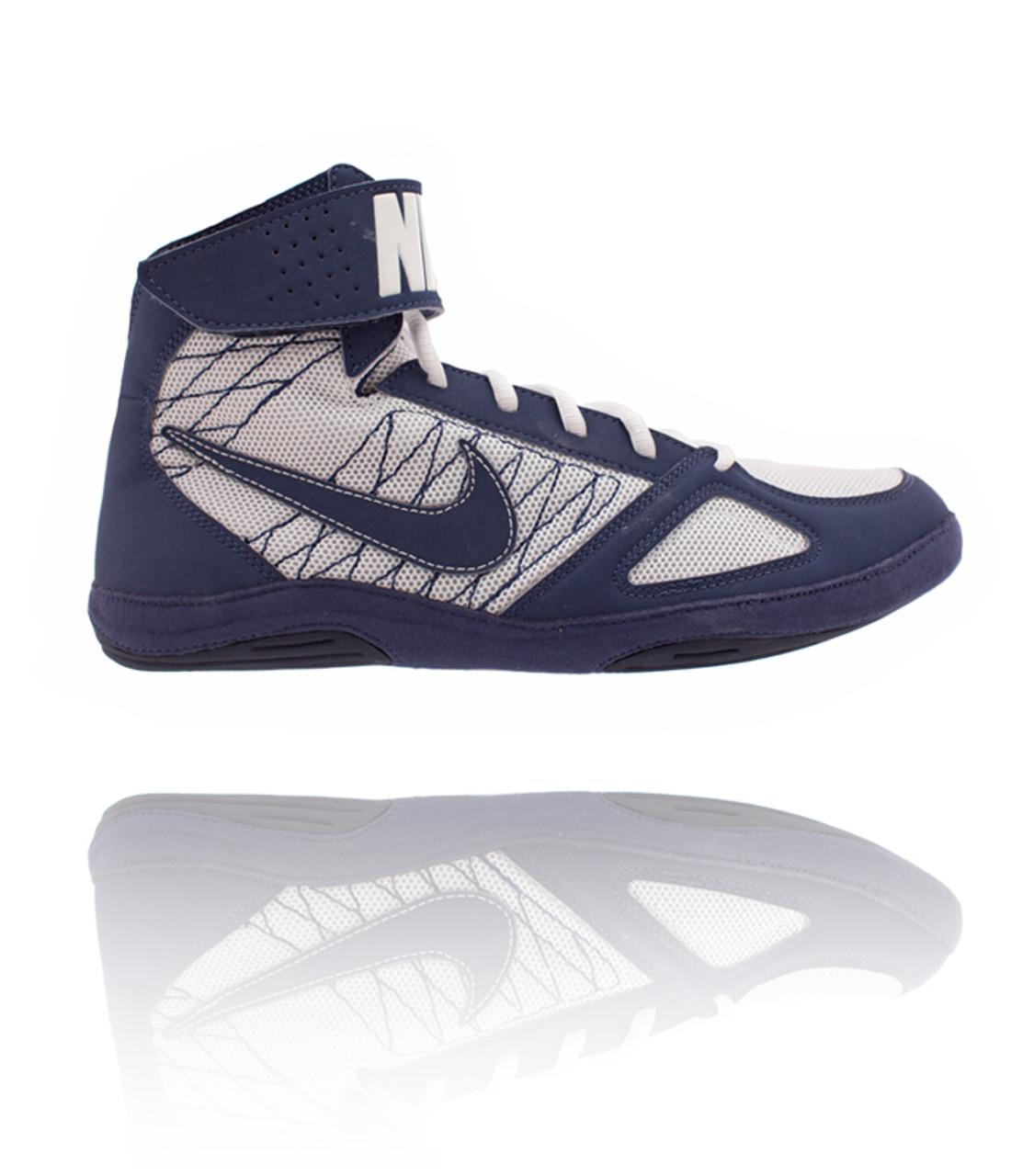 Productividad Corrección Palabra  Nike Takedown 4 Navy / White / Navy