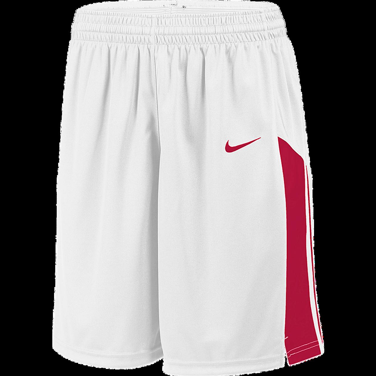 3596720dd54e Nike Womens Fastbreak Short - White Scarlet - Athlete Performance Solutions  EU