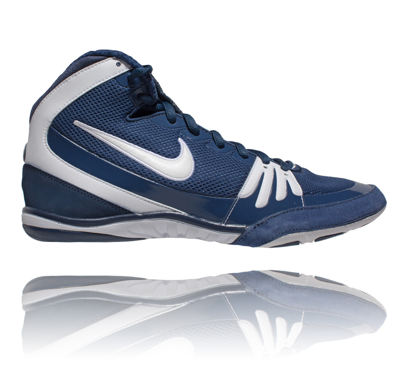 Nike Freek Navy / White