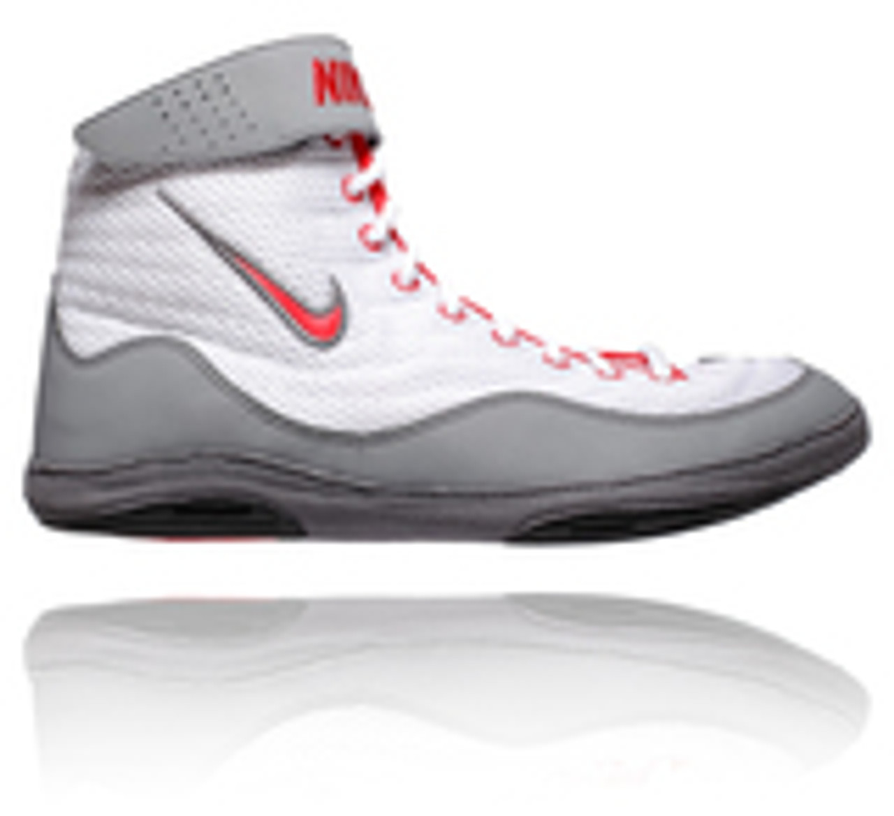 Nike Inflict 3 - White / Uni Red Cool