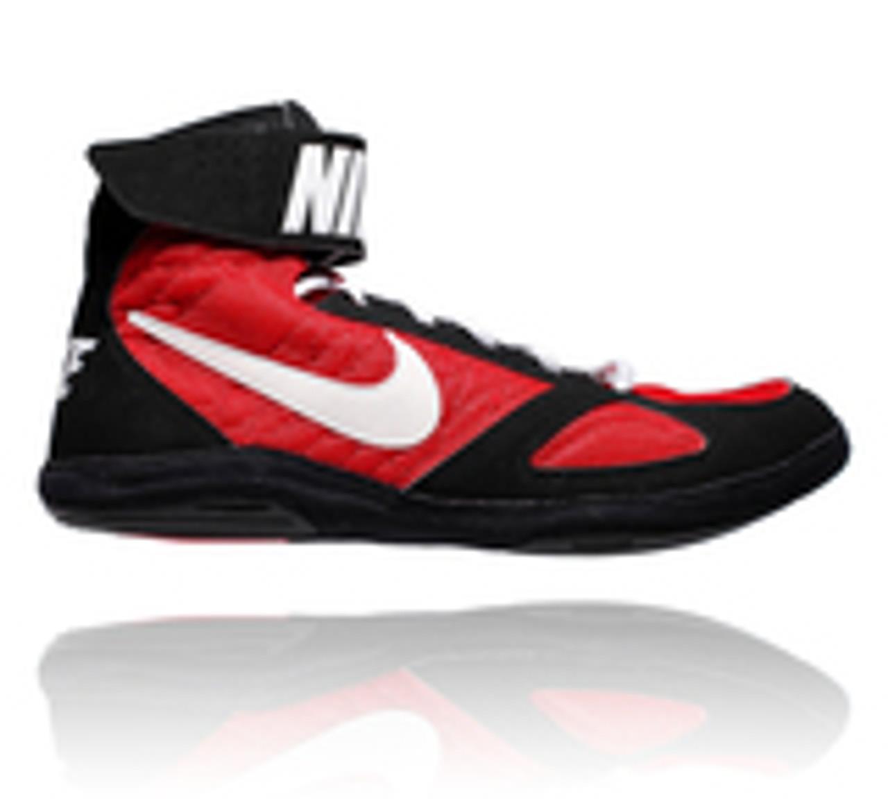 fiabilidad Abastecer ventilación  Nike Takedown 4 Black / Red