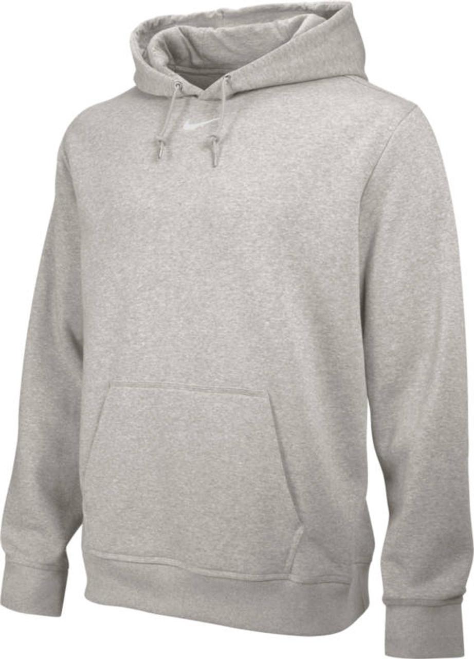 cerca autentico vendita a buon mercato usa vendita a buon mercato usa Nike Boys Club Fleece Training Hoodie - Dark Grey Heather/White ...