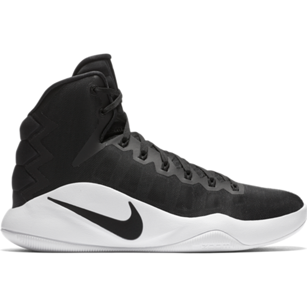 new product b3402 468a2 Nike HyperDunk 2016 - Black Black White