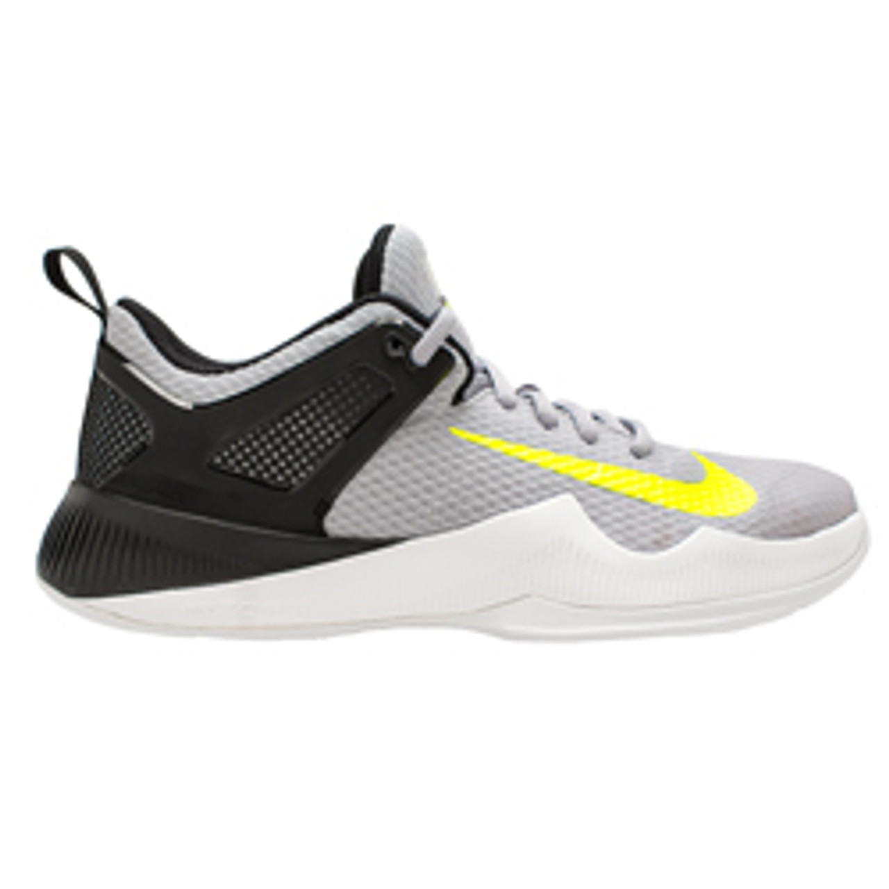 Nike Women S Air Zoom Hyperace Volleyball Shoe Wolf Grey Volt
