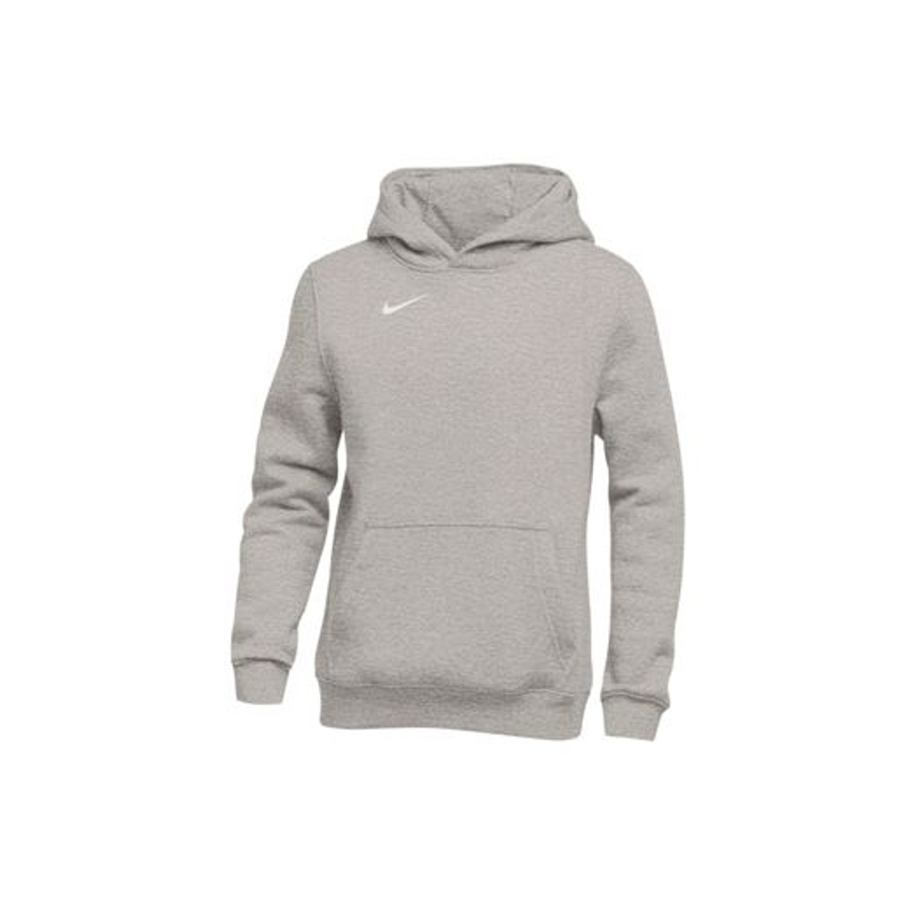 nike hoodie heather grey