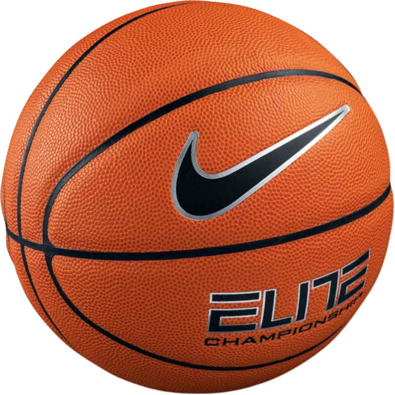 bonito diseño mejor venta Códigos promocionales Nike Elite Championship 8-Panel (Size 6) Basketball - Amber/Black ...