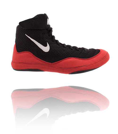 size 40 0915f 82eb0 Nike Inflict 3 - Red   Black