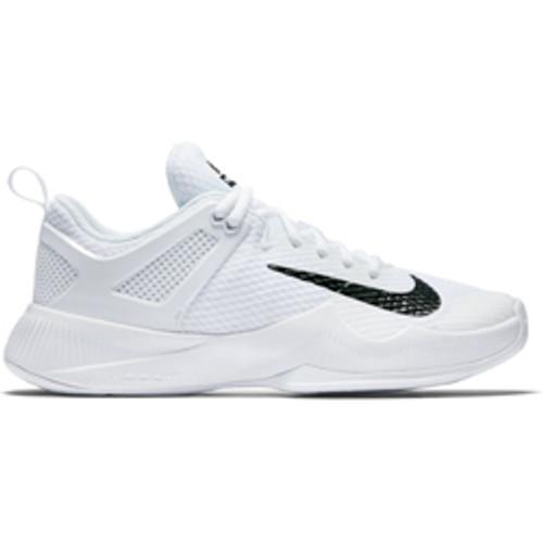 Nike Women's Air Zoom Hyperace Volleyball Shoe WhiteBlack
