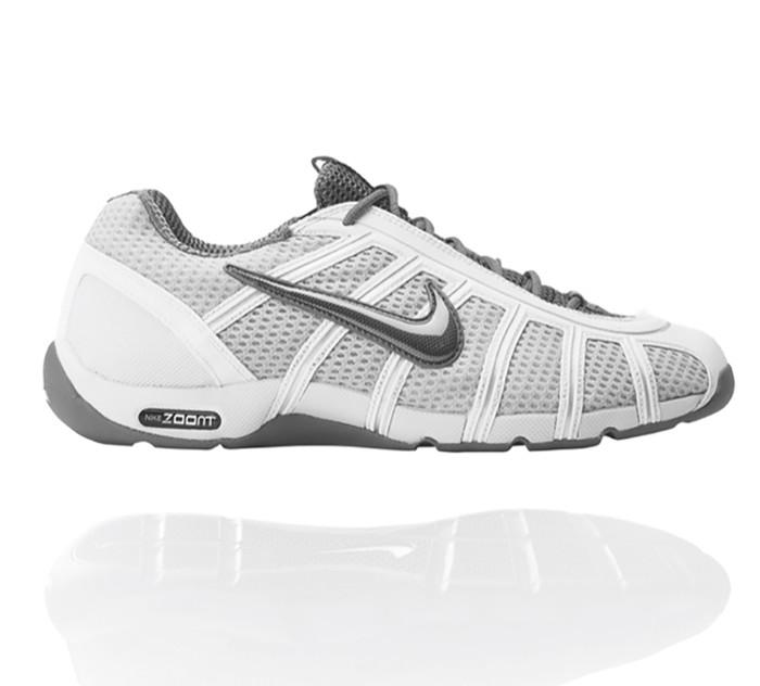 Nike Air Zoom Fencer Met Platinum / Black-Flint Gray
