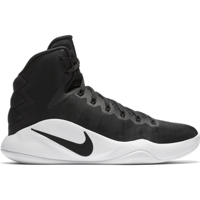 new product 2eb1d ce868 Nike HyperDunk 2016 - Black Black White