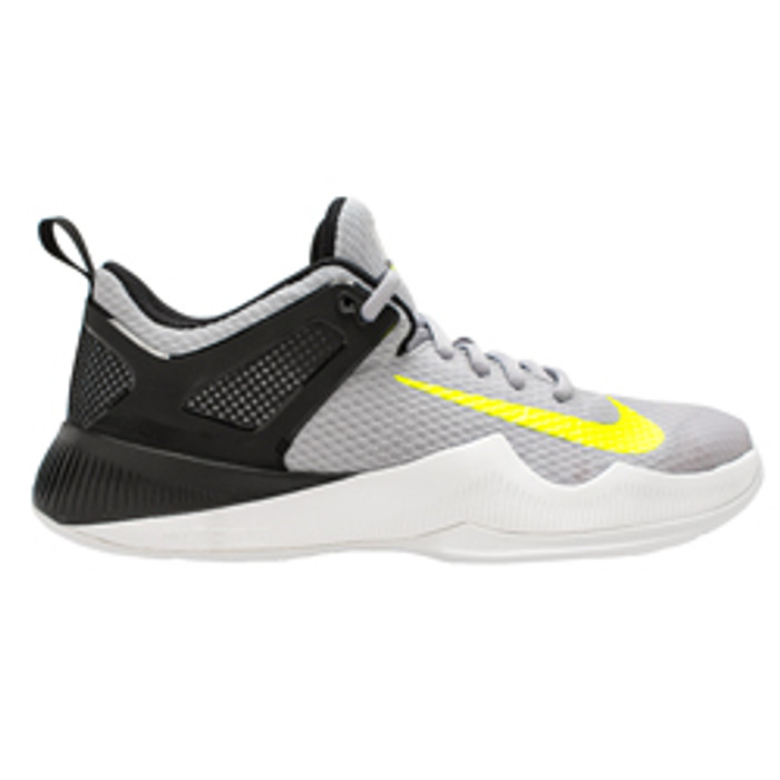 80135b57d54d Nike Women s Air Zoom Hyperace Volleyball Shoe - Wolf Grey Volt Black