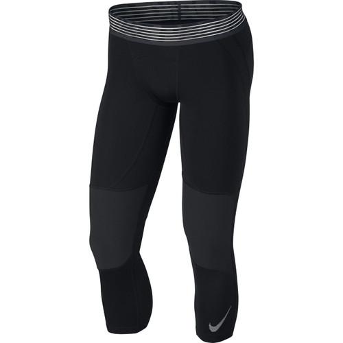 mens 3/4 nike leggings