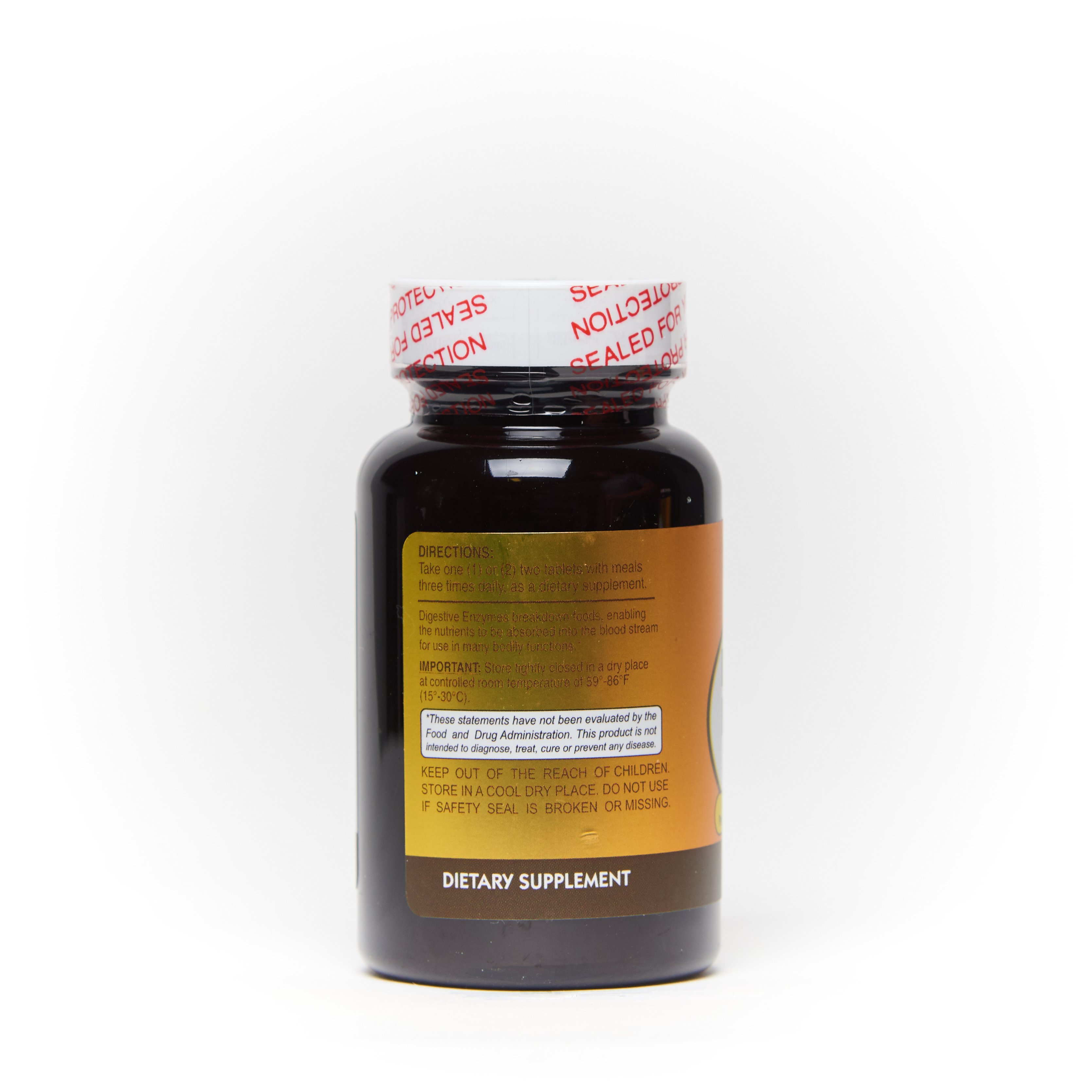 Digestive Enzymes 90 Tablets