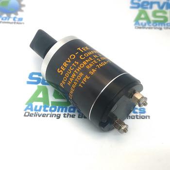 Marsh Bellowfram SA-7103A-2 Servo-Tek Tachometer Generator