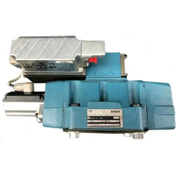 BOSCH REXROTH 0-811-404-303 Hydraulic Servo Proportional Valve 4WRLE 16 WZ180SJ-3X/G24EK0/A1M-561