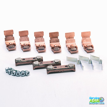 MAIN CONTACTS 100-D180 TO BULLETIN 100-D - CONVENTIONAL CONTACTORS SET FOR 3-POLE