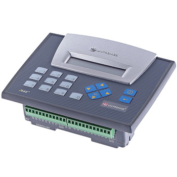 Unitronics JZ10-11-T40 Jazz® Micro OPLC™ PLC with built-in text display, keypad, and on board I/O