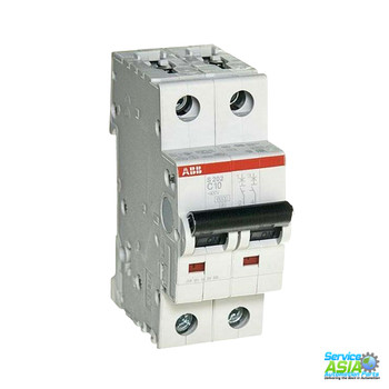 ABB S202-C10  Circuit Breaker 2CDS252001R0104