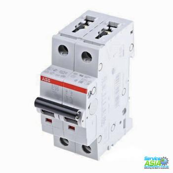 ABB S202-C20 Circuit Breaker,  2CDS252001R0204