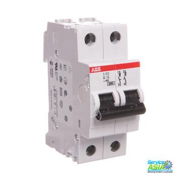 ABB S202-D16 Circuit Breaker, 4016779530613, 2CDS252001R0161