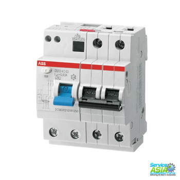 ABB DS202 AC-C20/0,03 Ground Fault Circuit Interrupter - 2CSR272001R1204