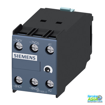 SIEMENS 3RT1926-2GC51 Solid-state time-delayed auxiliary switch