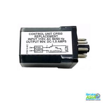 GENERIC CP500 RELAY INPUT 115VAC 50/60HZ OUTPUT 90VDC 1.5AMP
